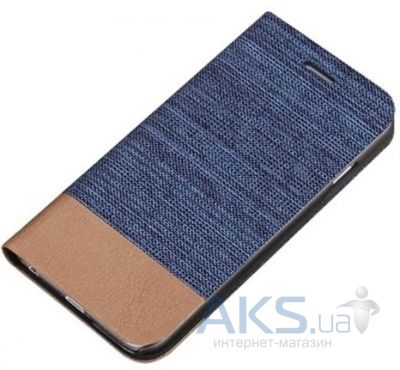 Чехол Book Magic Series Asus Zenfone 5 A501CG Blue