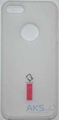 Чехол Capdase Soft Jacket2 iPhone 6/6S White