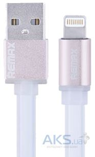 Кабель USB REMAX High Speed Sync&Charge Lightning Data Cable White