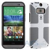 Чехол Speck CandyShell Grip case HTC One M8 White/Black (SP-SPK-A2759-S)