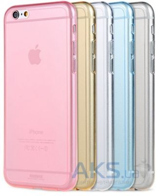 Чехол Remax Ultra Thin TPU Apple iPhone 4, iPhone 4S Violet