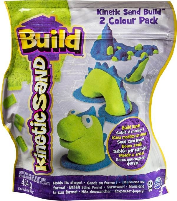 Игра Wacky-tivities Кинетический песок Kinetic Sand Build (71428GrB)