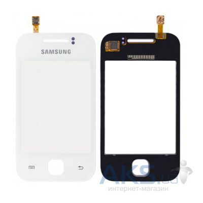 Сенсор (тачскрин) для Samsung Galaxy Y S5360 Original White