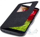 Вид 2 - Чехол Nillkin Fresh Leather Series LG Optimus G2 D802 Black