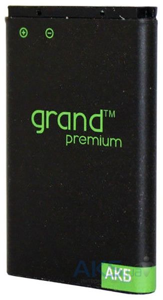 Аккумулятор Nokia BL-4CT (860 mAh) Grand Premium