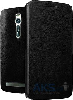 Чехол Book Cover Original Asus ZenFone 2 ZE550ML, ZE551ML Black