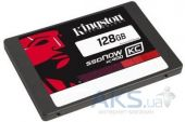 "Накопитель SSD Kingston 2.5"" 128GB (SKC400S37/128G)"