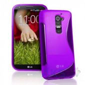 Чехол Celebrity TPU cover case for LG D802 Optimus G2 Purple