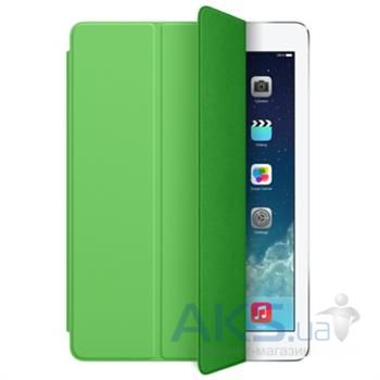 Чехол для планшета Apple iPad Air Smart Cover Green (MF056)