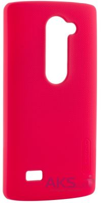 Чехол Nillkin Super Frosted Shield LG Optimus Y50 Leon H324 Red