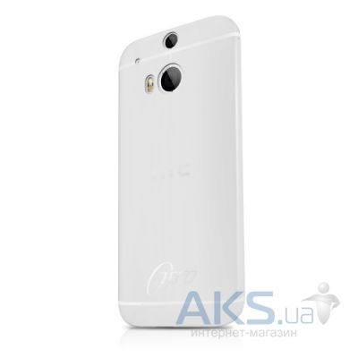 Чехол ITSkins Zero 360 for HTC One II (M8) White (HTO2-ZERO3-WITE)