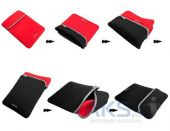 Вид 2 - Чехол для планшета Capdase ProKeeper Case Slipin Shell-10 inch for Tablet/iPad Black/Red (PK00A100-L019	)