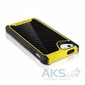 Вид 2 - Чехол ITSkins Fusion Carbon Core for iPhone 5/5S Yellow (APH5-FUSCA-BKYL)