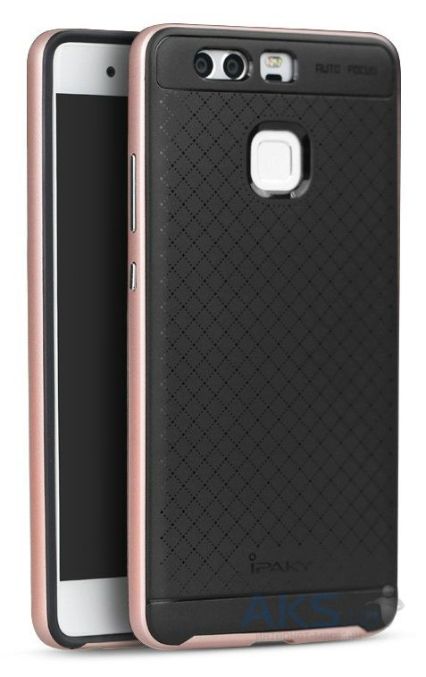 Чехол iPaky Hybrid Series Huawei Ascend P9 Pink