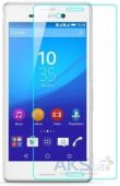 Защитное стекло Tempered Glass Sony Xperia M4 Aqua (Тек.Пак)
