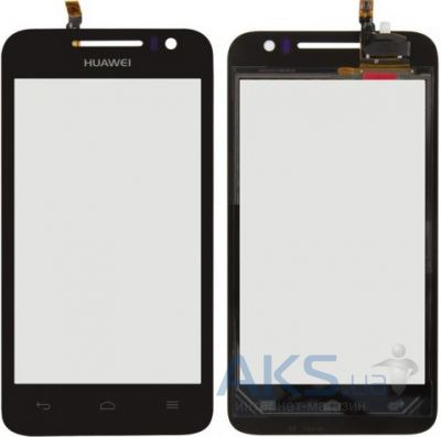 Сенсор (тачскрин) для Huawei Ascend G330D U8825D Original Black