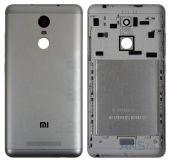 Задняя крышка корпуса Xiaomi Redmi Note 3 Pro Snapdragon Original Grey
