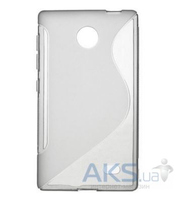 Чехол Original TPU Duotone Nokia XL Transparent