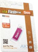 Флешка Dato 8GB DS7002 USB 2.0 (DT_DS7002P/8GB) pink