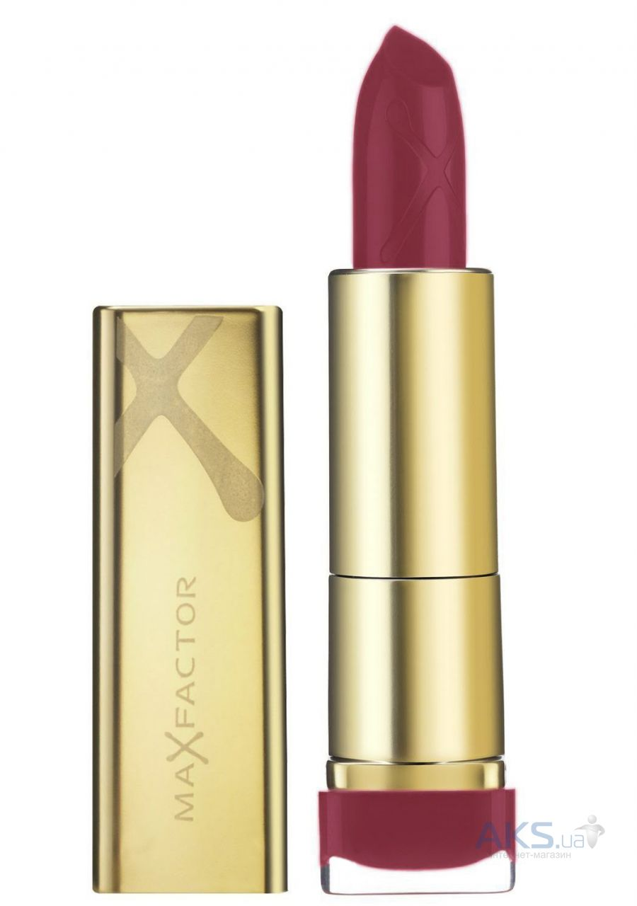 Помада Max Factor Colour Elixir Lipsticks №720 - Scarlet Ghost