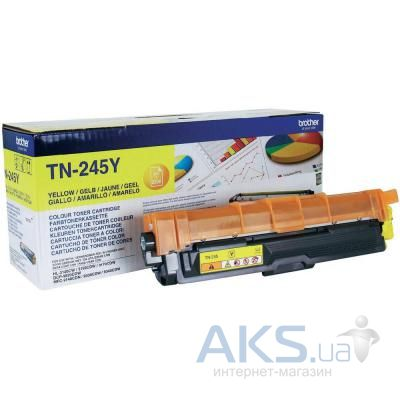 Картридж Brother DCP-9020CDW, HL-3140CW (max) (TN245Y) yellow