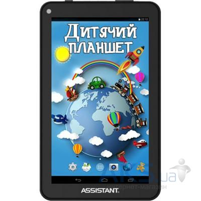 Планшет Assistant AP-720 Kids
