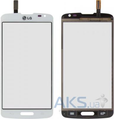 Сенсор (тачскрин) для LG L70 D320, L70 D321, L70 MS323 Original White