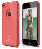 Чехол Elago Slim Fit Case For iPhone 5С Red