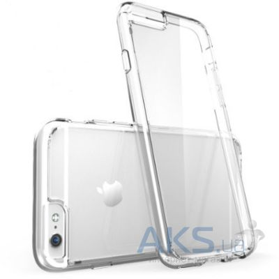 Чехол GlobalCase TPU Extra Slim case for Apple iPhone 6 Plus White