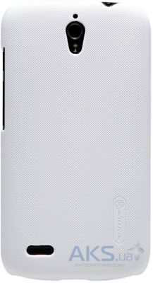 Чехол Nillkin Super Frosted Shield Huawei Ascend G610 White