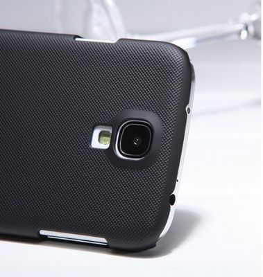 Чехол Nillkin Super Frosted Shield Samsung i9500 Galaxy S4 Black