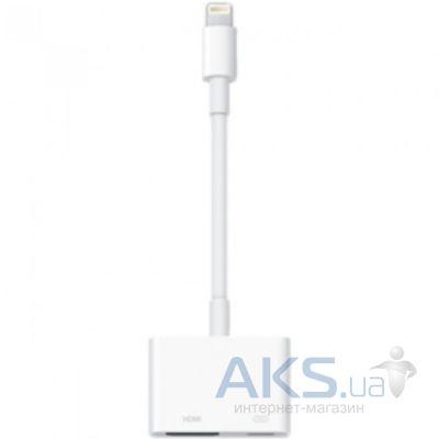 Переходник Apple цифровой AV-адаптер USB-C многопортовый MJ1K2ZM/A