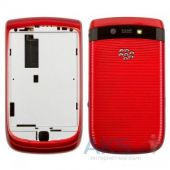 Корпус Blackberry 9800 Red