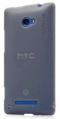 Чехол Capdase Soft Jacket Xpose Tinted for HTC 8X Accord C620e Black (SJHCC625E-P201)