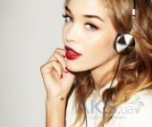 Вид 4 - Наушники (гарнитура) Frends Layla On-Ear Headphones Leather Black/Silver
