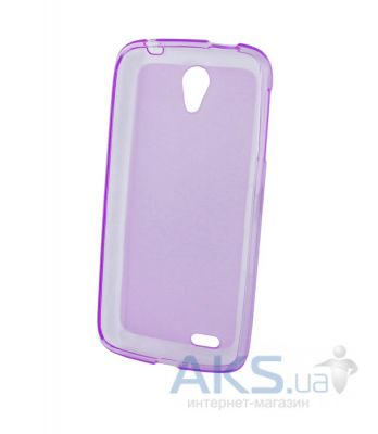 Чехол Original TPU Case LG Optimus Y70 Spirit H422 Pink