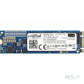 Накопитель SSD Micron M.2 2280 275GB (CT275MX300SSD4)