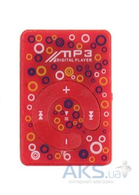 Mp3-плеер Slim Flash Drive New Red