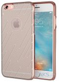 Чехол Rock Meteor Series Apple iPhone 6 Plus, iPhone 6S Plus Rose Gold