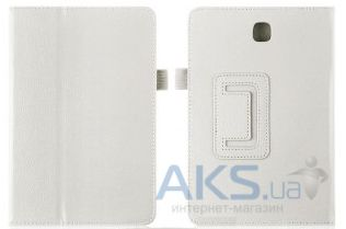 Чехол для планшета TTX Leatherette case Samsung T710, T713, T715, T719 Galaxy Tab S2 8.0 White