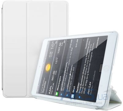 Чехол для планшета Apple iPad Air Smart Case White (Hight Copy)
