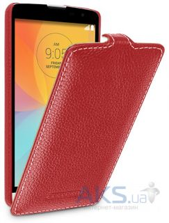 Чехол TETDED Leather Flip Series LG L Bello D335 Dual, L Bello D331 Red