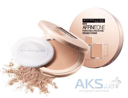 Пудра Maybelline Affinitone №03 beige ivoire