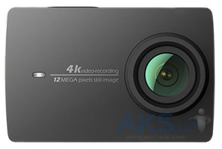 Экшн-камера Xiaomi Yi 2 4K Camera Basic International Edition Black