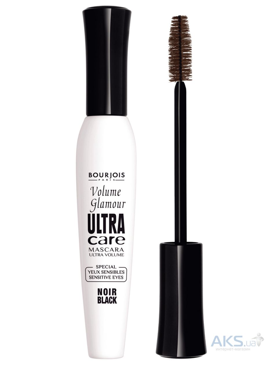 Тушь для ресниц Bourjois Volume Glamour Ultra Care 12 мл