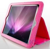 Вид 2 - Чехол для планшета Yoobao Executive leather case for iPad Mini Rose (LCAPMINI-ERS)