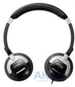 Вид 2 - Наушники (гарнитура) TDK ST260s ON-EAR HEADPHONES SMARTPHONE CONTROL Black