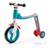 Самокат Scoot & Ride Highwaybaby+ (Blue/red)
