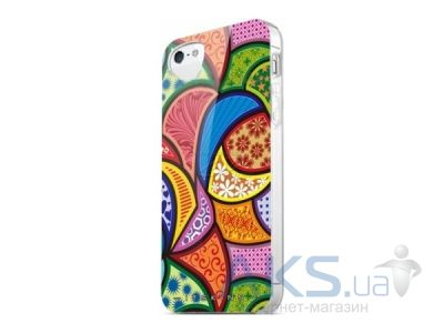 Чехол ITSkins Phantom for iPhone 5C Petals (APNP-PHANT-ORAN)