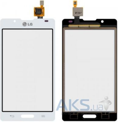 Сенсор (тачскрин) для LG Optimus L7 2 P710, Optimus L7 2 P713 Original White